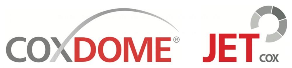 Jet Cox Cox Dome logo