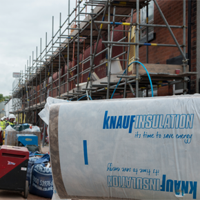 Knauf Insulation BBC DIY SOS