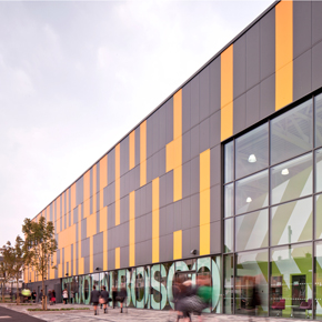 St John Bosco Arts College in Liverpool