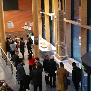 Urban Wood event at LSBU