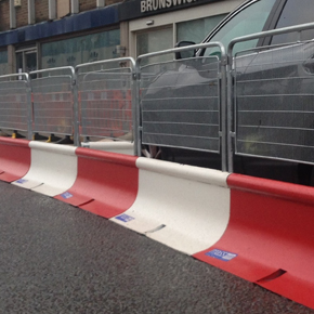 MASS Crash Tested Barriers image
