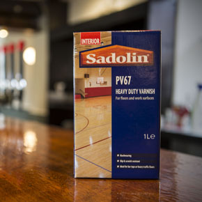 Sadolin First Dates