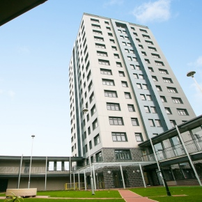 Knauf Insulation energise Liverpool Apartments