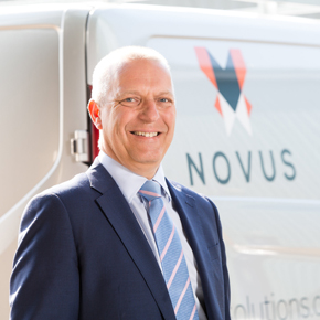 Matthew Sturmer, strategic operations manager, Novus Property Solutions