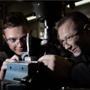 Metsec apprentices