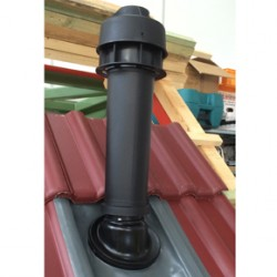 New EPDM gas outlet
