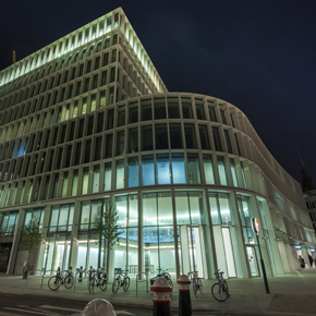 New Ludgate office development, London