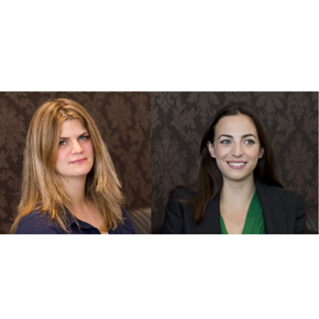 New MRA Directors Jane Evans and Nadia Hall