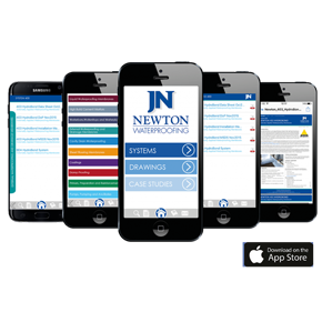 Newton Waterproofing App