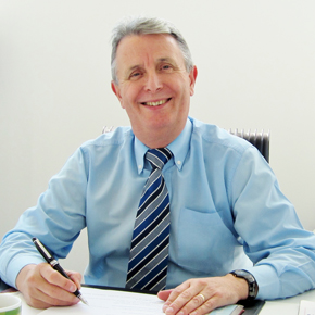 Nigel Rees of the Glass and Glazing Federation