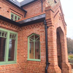 Northcot brick project