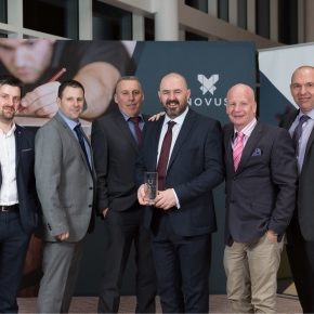 Novus Excellence Awards - York office