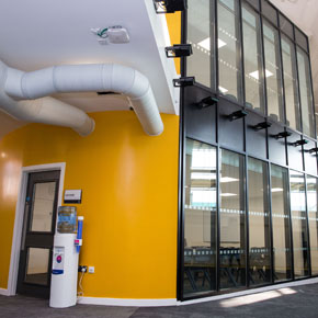 Nous Property solutions Haywood Academy conversion