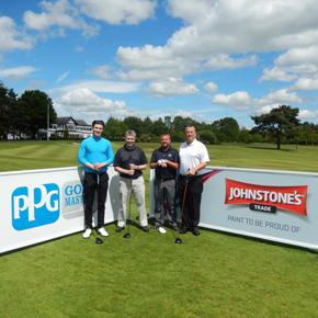 The PPG Golf Masters 2015 regional heats