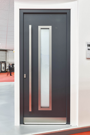 REHAU's new AGILA Passivhaus entrance door