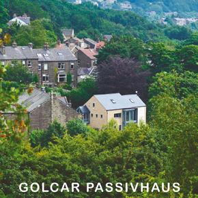 Finalists in this year's REHAU sponsored Passivhaus Awards - Golcar Passivhaus
