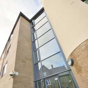 Per-Fit Windows has completed the largest scale installation yet in the UK of REHAU Polytec 50 at Bangor University