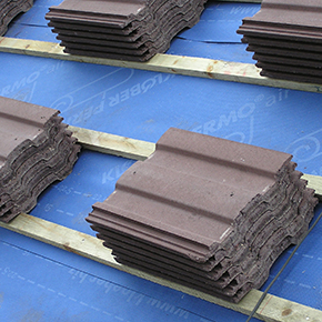Permo air open-air roofing underlay