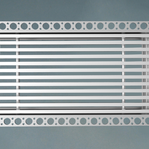 Waterloo launch discreet ventilation grilles for residential