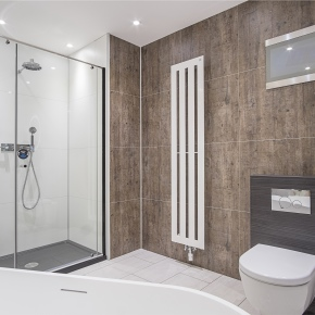 """""""It's a premium product with the look and feel of tiles."""""""