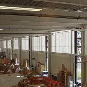 Pressential PR - Structura+Kalwall - Leeds College of Building II