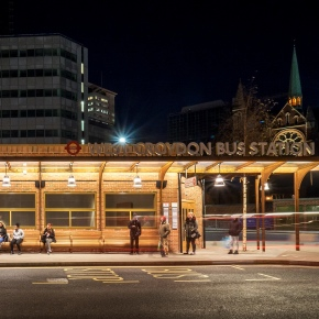 Pressential PR - Structura+Kalwall - West Croydon Bus Station Image 3