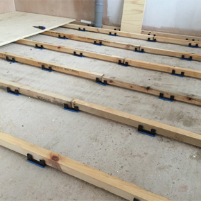 Profloor Levelling system