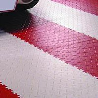 R-Tile flooring applied in a commercial environment