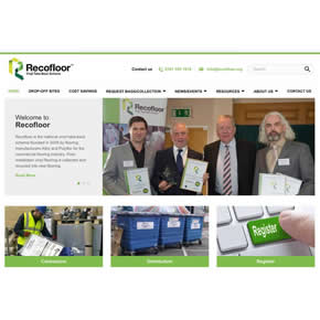 Recofloor: the waste vinyl flooring Take Back scheme