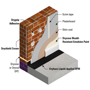 Safeguard Dryzone Express Replastering System