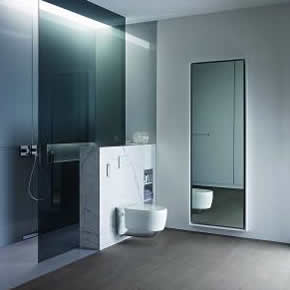 AquaClean Mera shower toilet