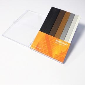 SWISSPACER Sample Box 1