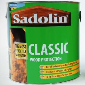Sadolin Classic paint - image