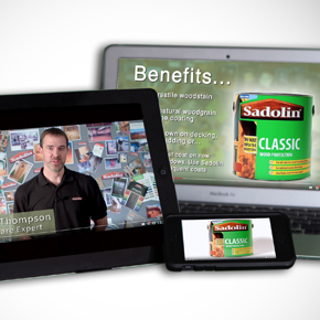 Sadolin Woodcare Product Video