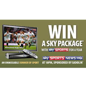Sadolin Sky Sports