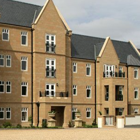 Regency Ashlar blocks used to complement heritage retirement village