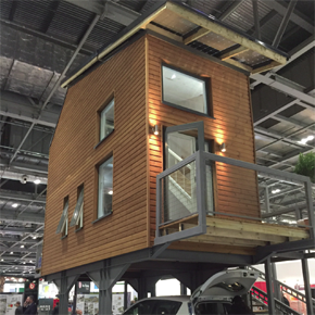 Zero Carbon Home at EcoBuild 2016