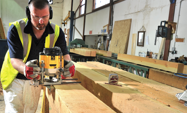 """""""The Farmer Review should be used as a catalyst to drive positive disruption and widespread collaboration..."""" - Andrew Carpenter Structural Timber Association"""
