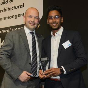 Architectural ironmongery rising stars celebrated at GAI Education