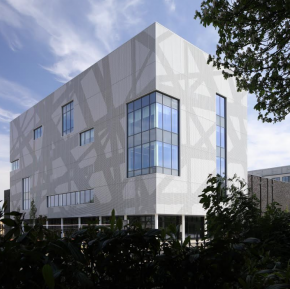 Senior kits out new sports complex with aluminium fenestration
