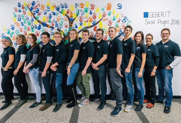 Social aid project 2016 Warsaw 2