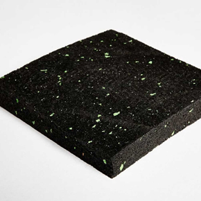Mat 15 acoustic rubber matting