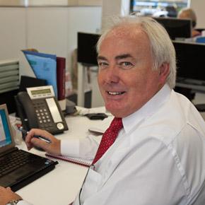 GGF technical director Steve Rice