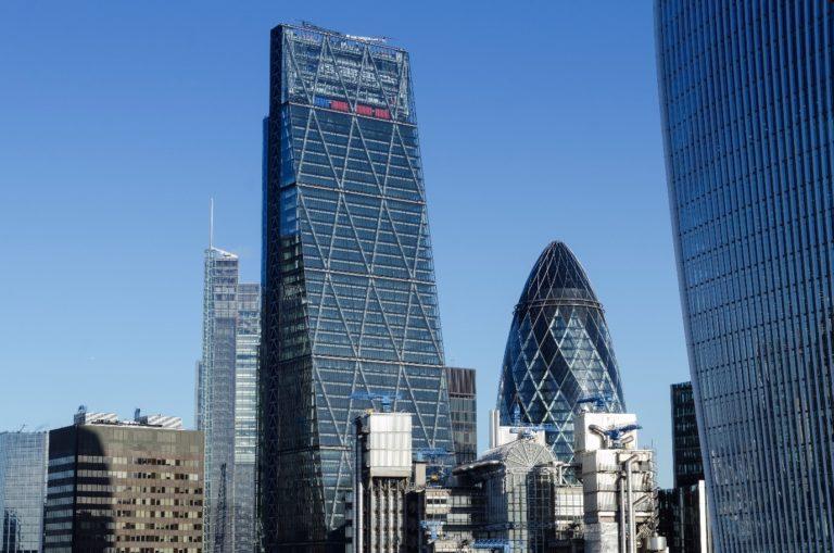 The Leadenhall Building, London, 1,400m2