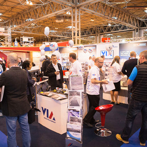 UKCW enabled exhibitors to reach key specifiers, contractors and installers in their respective fields.