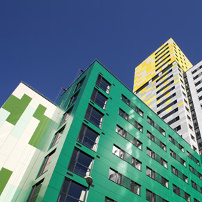 Unite student accommodation