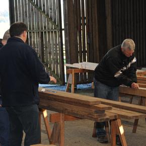 VSG Hardwoods training