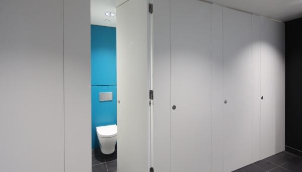 Washroom Washroom Alto FENIX toilet cubicles