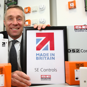 Will Perkins of SE Controls