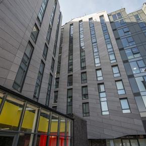 Cembonit fibre cement cladding featured on Liverpool development